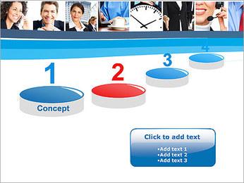 Empresarios Plantillas de Presentaciones PowerPoint - Diapositiva 7