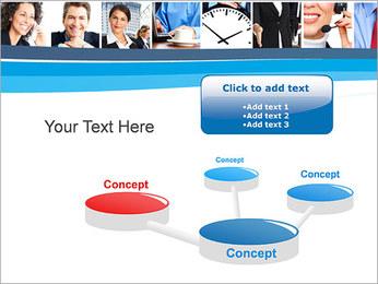 Empresarios Plantillas de Presentaciones PowerPoint - Diapositiva 9