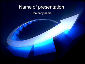 Progress PowerPoint Template