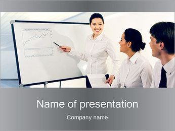 ビジネスプレゼンテーション PowerPointプレゼンテーションのテンプレート