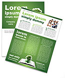 Education Tree Newsletter Template