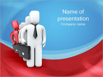 Business Group PowerPoint Template