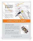 Architects Plan Flyer Template