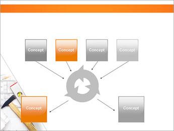 Plano de Arquitetos Modelos de apresentações PowerPoint - Slide 10