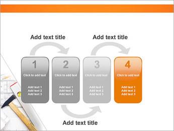 Plano de Arquitetos Modelos de apresentações PowerPoint - Slide 11