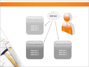 Plano de Arquitetos Modelos de apresentações PowerPoint - Slide 12