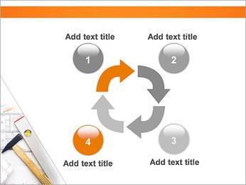 Plano de Arquitetos Modelos de apresentações PowerPoint - Slide 14