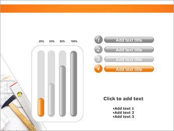 Plano de Arquitetos Modelos de apresentações PowerPoint - Slide 18