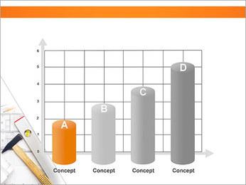 Plano de Arquitetos Modelos de apresentações PowerPoint - Slide 21