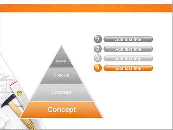 Plano de Arquitetos Modelos de apresentações PowerPoint - Slide 22