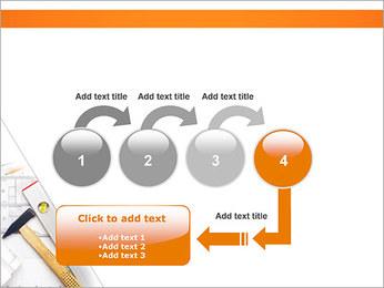 Plano de Arquitetos Modelos de apresentações PowerPoint - Slide 4