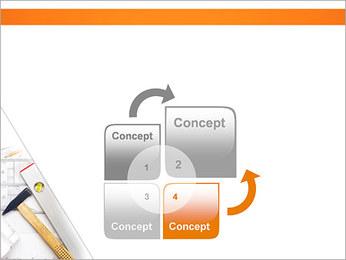 Plano de Arquitetos Modelos de apresentações PowerPoint - Slide 5
