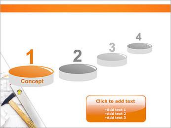 Plano de Arquitetos Modelos de apresentações PowerPoint - Slide 7