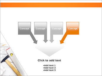 Plano de Arquitetos Modelos de apresentações PowerPoint - Slide 8