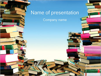 Knowledge PowerPoint Template