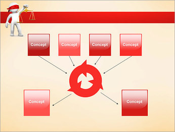 Juiz Modelos de apresentações PowerPoint - Slide 10