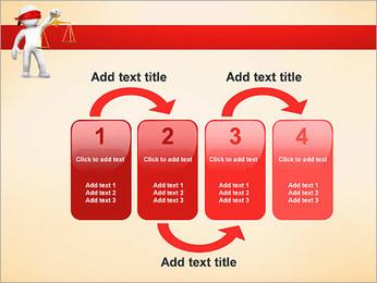 Juiz Modelos de apresentações PowerPoint - Slide 11
