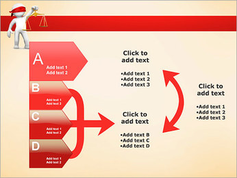 Juiz Modelos de apresentações PowerPoint - Slide 16