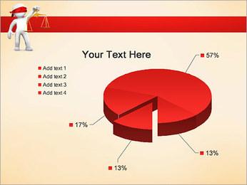 Juiz Modelos de apresentações PowerPoint - Slide 19