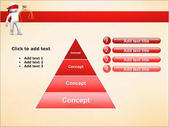 Juiz Modelos de apresentações PowerPoint - Slide 22