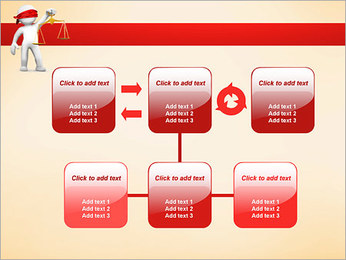 Juiz Modelos de apresentações PowerPoint - Slide 23