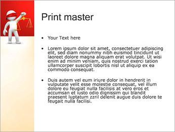 Juiz Modelos de apresentações PowerPoint - Slide 24