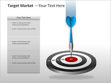 Target Market PPT Diagrams & Chart - Slide 11