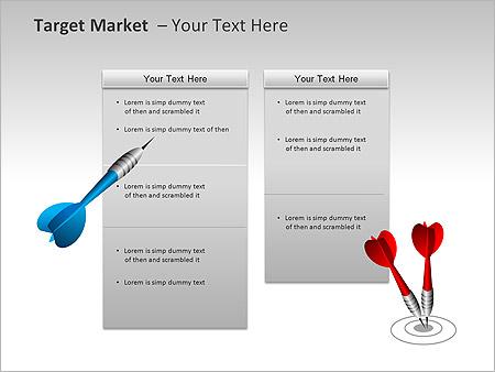Target Market PPT Diagrams & Chart - Slide 12