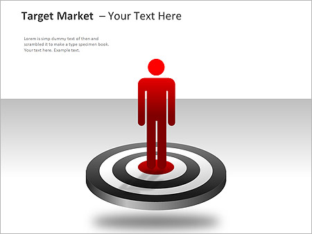 Target Market PPT Diagrams & Chart - Slide 15