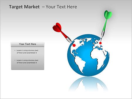 Target Market PPT Diagrams & Chart - Slide 17