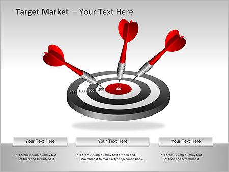 Target Market PPT Diagrams & Chart - Slide 8