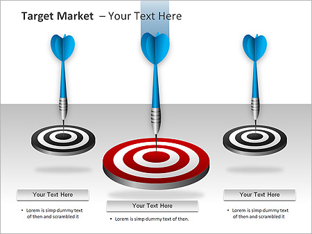 Target Market PPT Diagrams & Chart - Slide 9