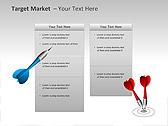 Target Market PPT Diagrams & Charts - Slide 12