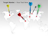 Target Market PPT Diagrams & Charts - Slide 18