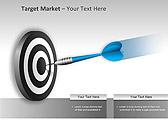 Target Market PPT Diagrams & Charts - Slide 2