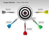 Target Market PPT Diagrams & Charts - Slide 5