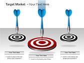 Target Market PPT Diagrams & Charts - Slide 9
