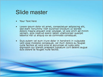Abstract Composition PowerPoint Template - Slide 2