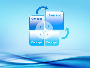 Abstract Composition PowerPoint Template - Slide 5