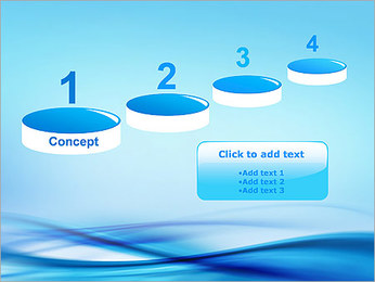 Abstract Composition PowerPoint Template - Slide 7
