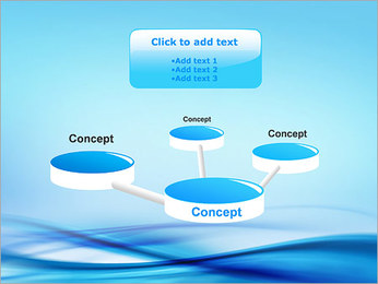 Abstract Composition PowerPoint Template - Slide 9