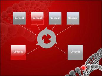 Gène dans l'ADN Modèles des présentations  PowerPoint - Diapositives 10