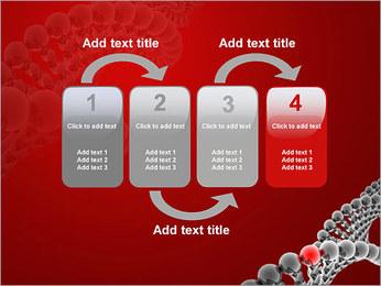 Gène dans l'ADN Modèles des présentations  PowerPoint - Diapositives 11