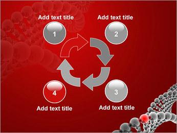 Gène dans l'ADN Modèles des présentations  PowerPoint - Diapositives 14