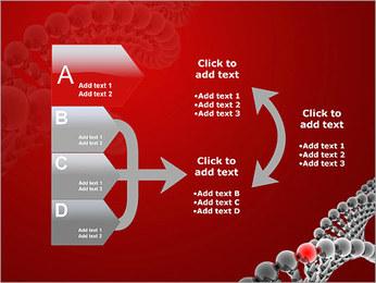 Gène dans l'ADN Modèles des présentations  PowerPoint - Diapositives 16