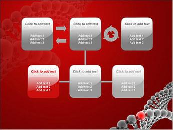Gène dans l'ADN Modèles des présentations  PowerPoint - Diapositives 23