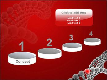 Gène dans l'ADN Modèles des présentations  PowerPoint - Diapositives 7