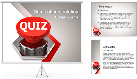 quiz powerpoint template amp backgrounds id 0000001902