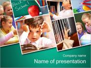 School Images PowerPoint Templates