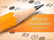 Pencil PowerPoint Templates
